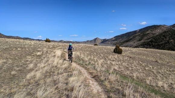 Lewis and Clark trails