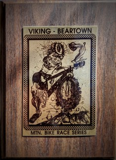When it was apparent that I was going to be a mountain bike racer I spread the sport and started the Bear Town MTB Race Series
