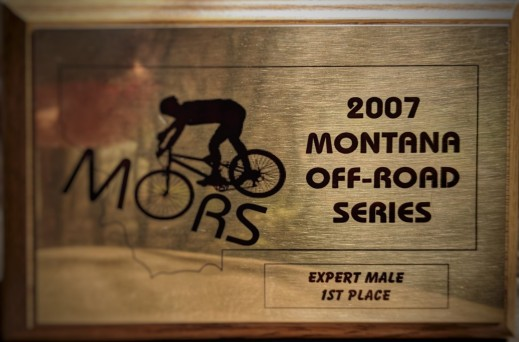 2007 Montana MTB Series Expert Champion