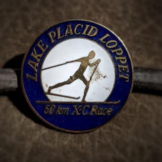 1995 (guessing) Lake Placid Loppet 50k Finisher