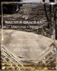 2011 - 24 Hours of Rapeljie Solo Champion
