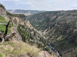 Sheepeater Canyon