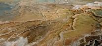 Terraces of travertine