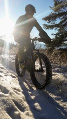 Fat bike singletrack at its finest