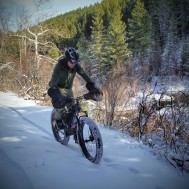 Fat bike pow