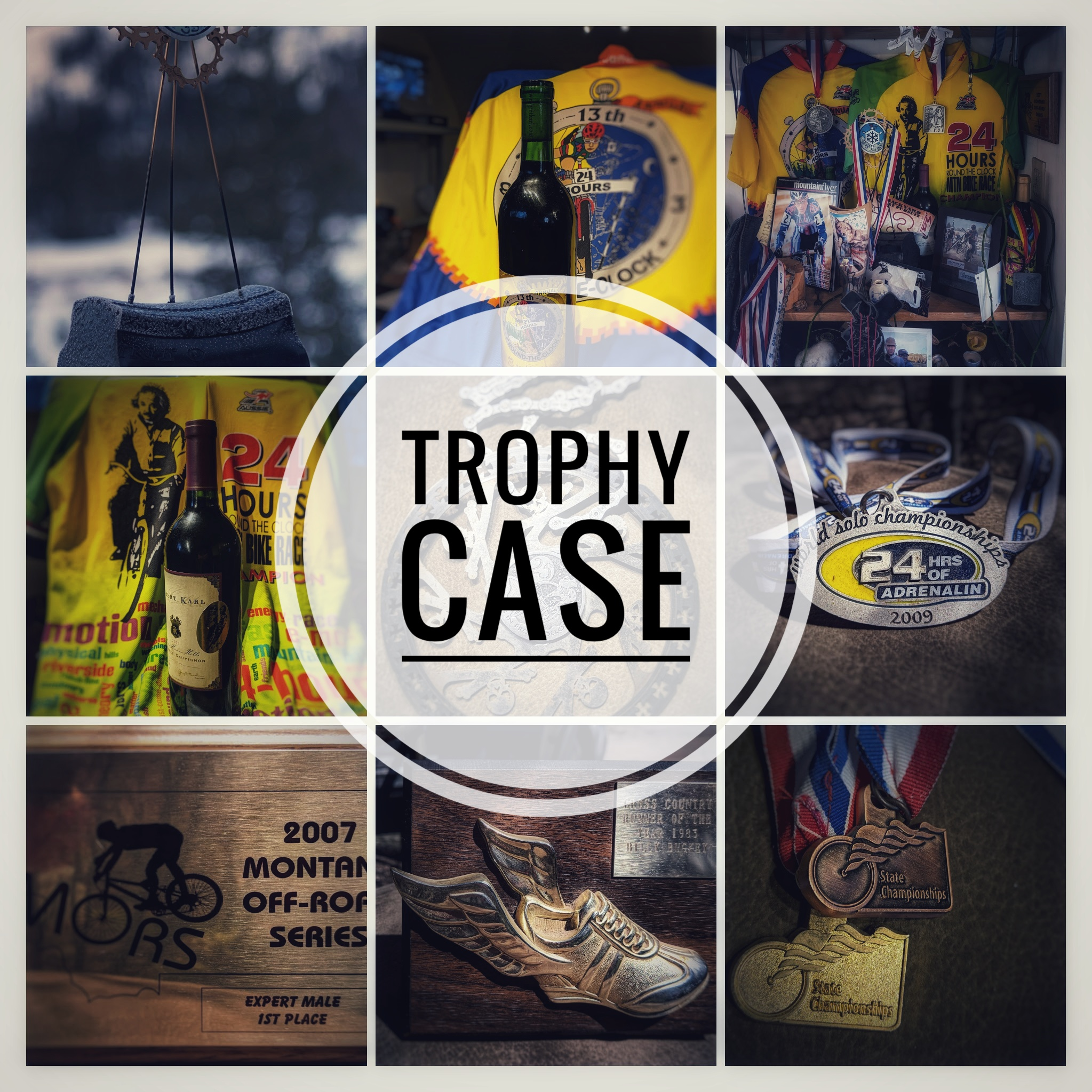 Trophy Case Photos